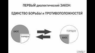 Методология всеобщего познания - Лекция 6.