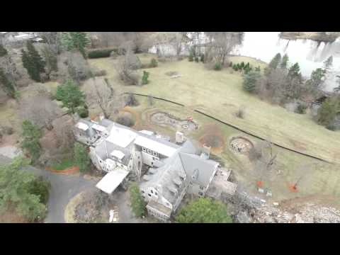 Doris Duke Mansion Demolition