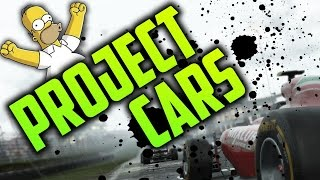 PROJECT CARS F1 2015 Gameplay-iTwoPlayersDC