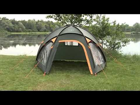 Husky Bigless tent introduction - YouTube