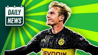 BVB dank Brandt & Ansu Fati weiter! Bayern wollen Shakhtar-Flügelspieler?
