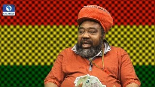 Throwback: Ras Kimono's Last Interview On Channels TV