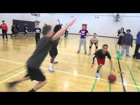 Robbinsdale Middle School Basketball Rematch Movie Trailer