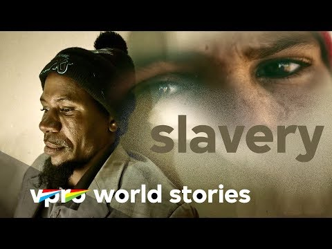 Why slavery still