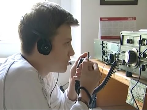 TV5 - Janko Mihailović, radio-amater