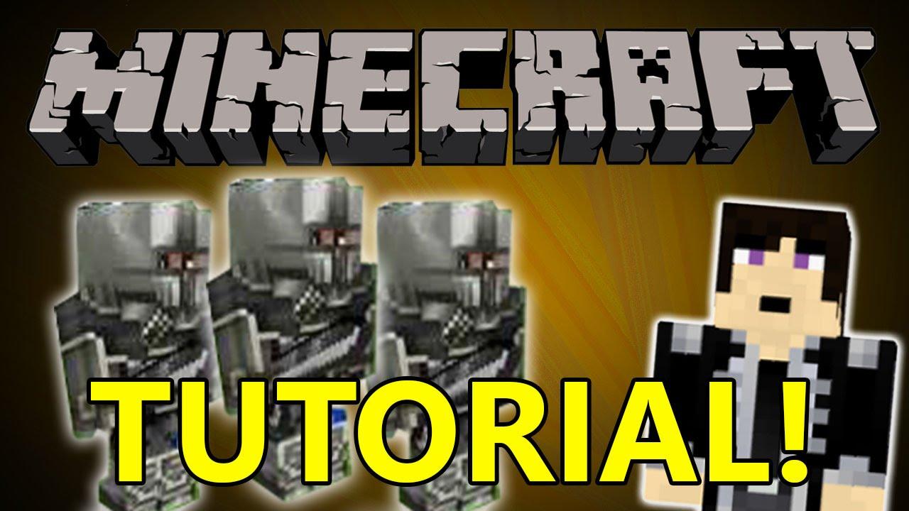 Minecraft Tutorial: Custom NPC's Mod!
