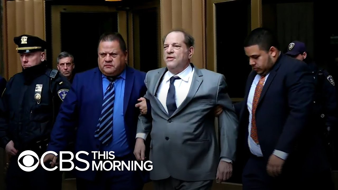 Harvey Weinstein sexual assault trail begins in New York