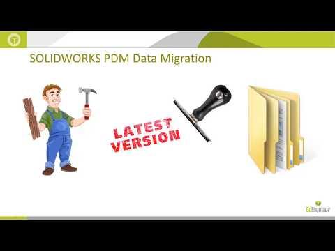 SOLIDWORKS PDM Data Migration