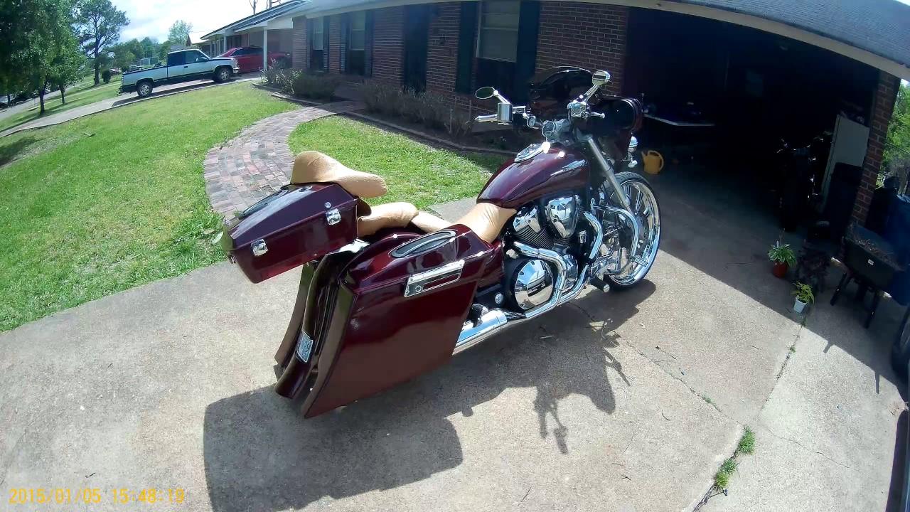 medium resolution of 2002 honda vtx 1800c custom 26 bagger