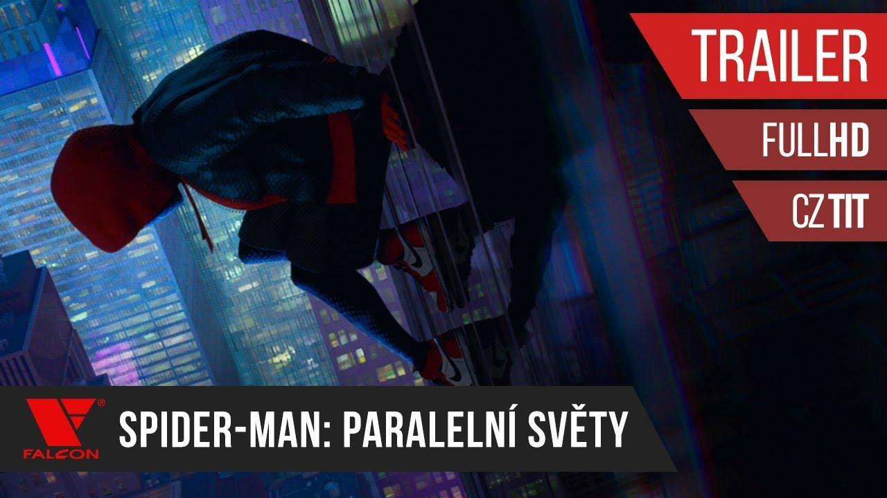 Spider-Man: Paralelní světy (2018) HD trailer #1 [CZ tit.]