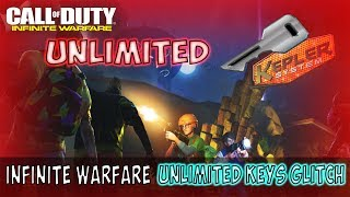 Infinite Warfare - Zombies - Unlimited Keys - (100% WORKING! ONLY 20% OF COD PLAYERS KNOW ABOUT IT!)