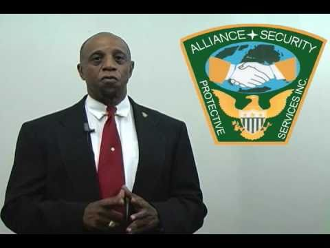 Alliance Security and Protective Services