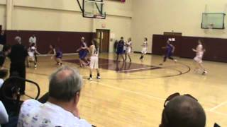 Alex Duncan Basketball Highlights 2013-2014