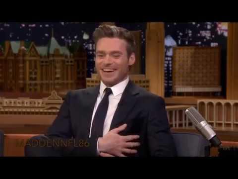 Richard Madden's Laugh & Smile