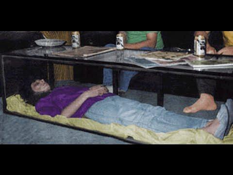 MAN KEEPS DEAD WIFE IN GLASS COFFEE TABLE YouTube - Casket coffee table