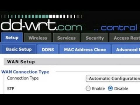 Make Your Home Wifi Router A Super Router With Dd-wrt
