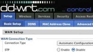 Faites de votre maison un routeur Wifi un super routeur avec dd-wrt