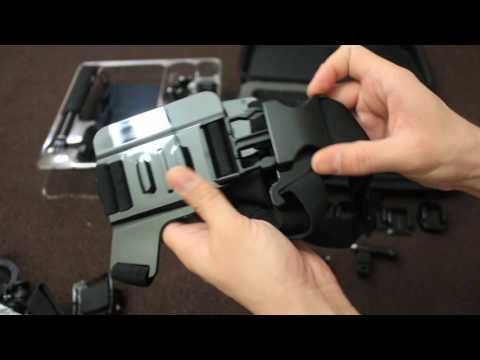 Dynex - Ultimate Accessory Kit(HERO5 Black) Review
