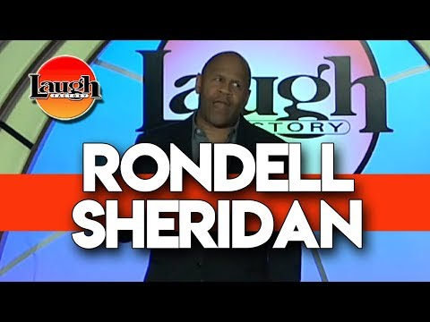 Rondell Sheridan | Drunk Mating Call | Laugh Factory Las Vegas Stand Up Comedy