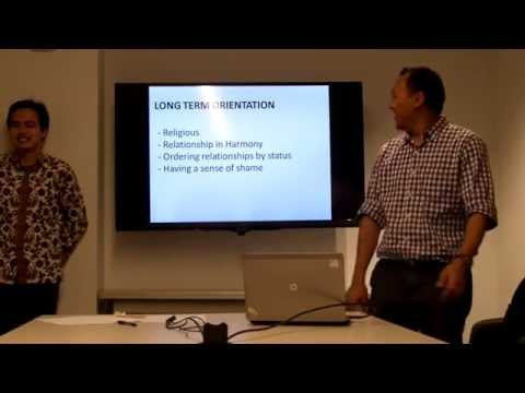 BCD series: Indonesian Business Culture Presentation
