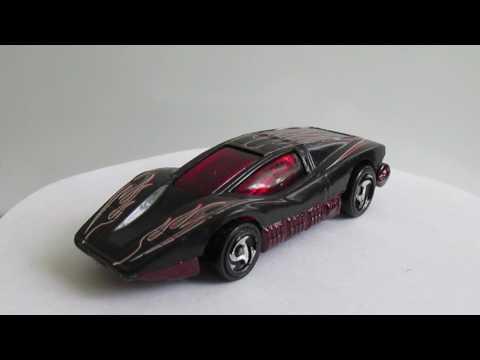 Hot Wheels Silver Bullet #9 Mattel 1974