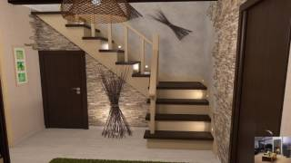видео Лестницы в доме