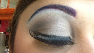 Poison Bad Girl Brow makeup