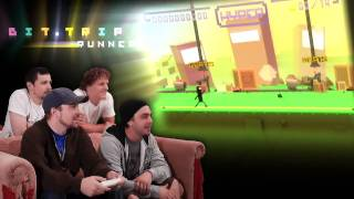 Bit.Trip RUNNER! - Video Games AWESOME!