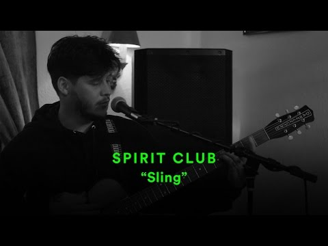 "Spirit Club perform ""Sling"""