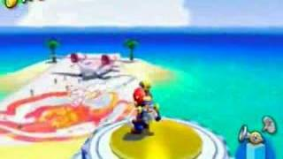 Super Mario Sunshine - Intro