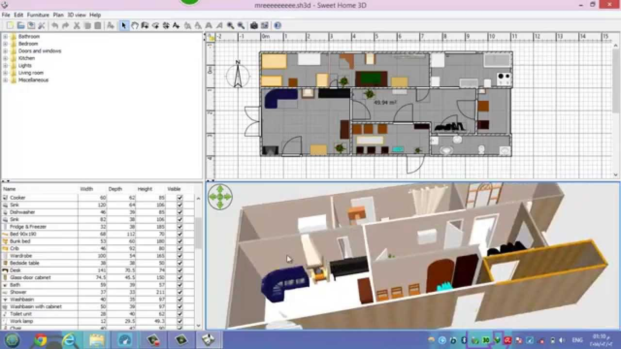 100 3d sweet home software free free house plan for 3d design software free online