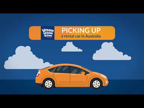 How To Pick Up A Rental Car In Australia
