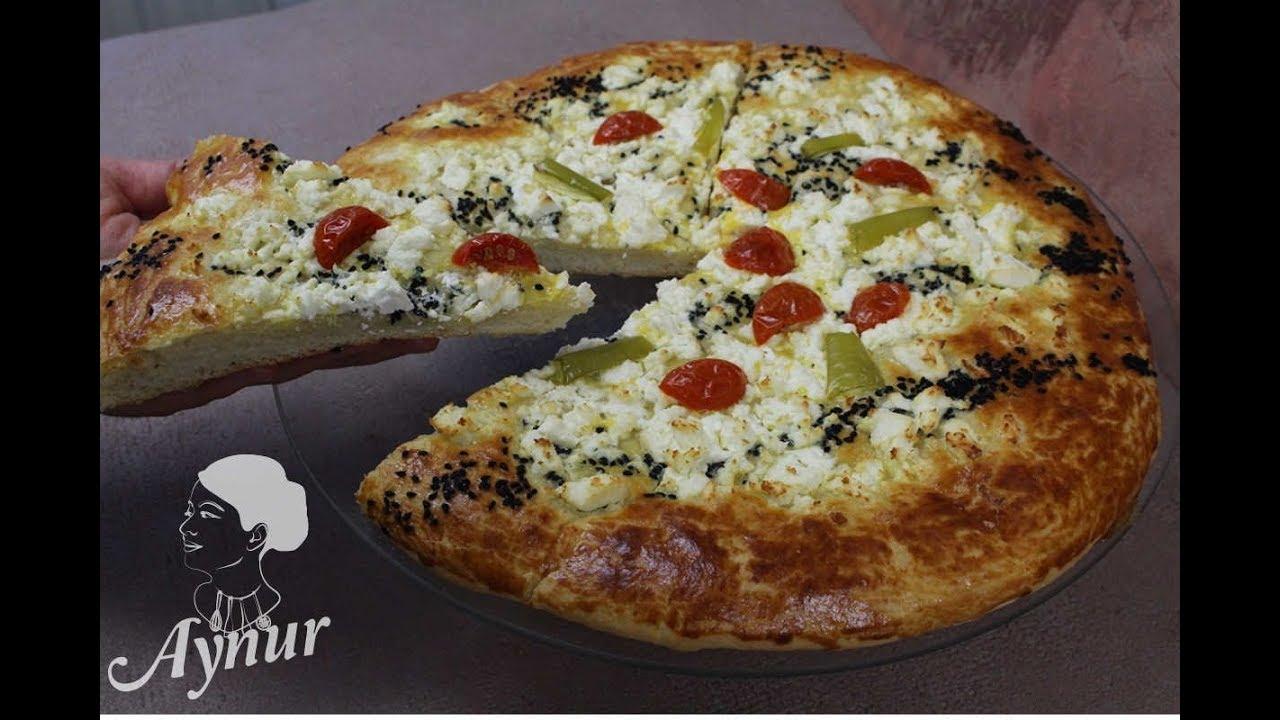 Pamuk pizza tarifi