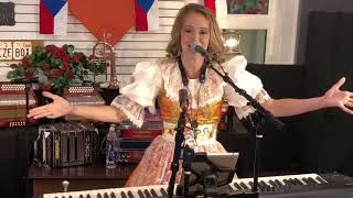 LIVE! Mollie B & Ted Lange - Bechyn, MN Virtual Czech Festival! 8/9/2020