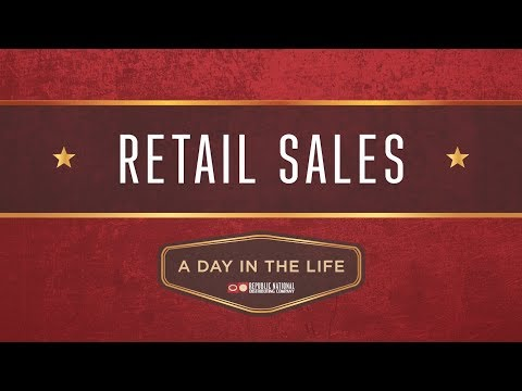 A Day In The Life - RNDC Retail Sales