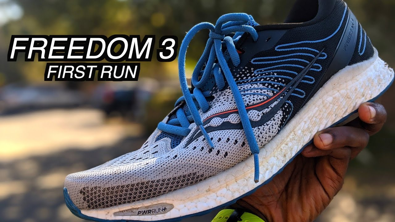 saucony freedom iso 3 release date