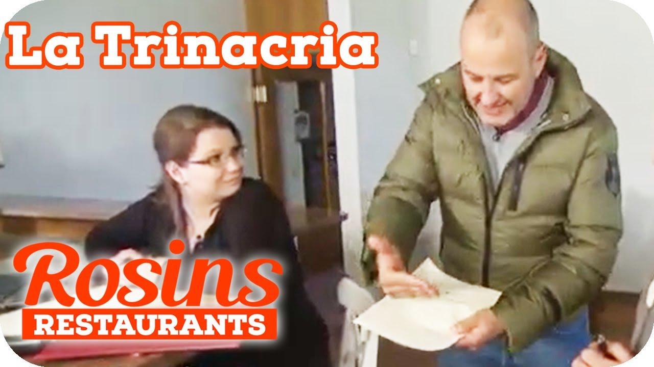 Frank enttäuscht: Aless arbeitet lieblos & unprofessionell | 6/7 | Rosins Restaurants | Kabel Eins