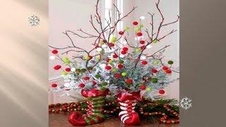 Лучшие новогодние идеи  Декор бонсай и веток new year(Читайте подробности и множество идей здесь: http://uvlekatelnie-bonsai.ru/novogodnie-idei-dekor-bonsaj-i-vetok.html Еще больше декоративны..., 2012-12-26T01:24:53.000Z)