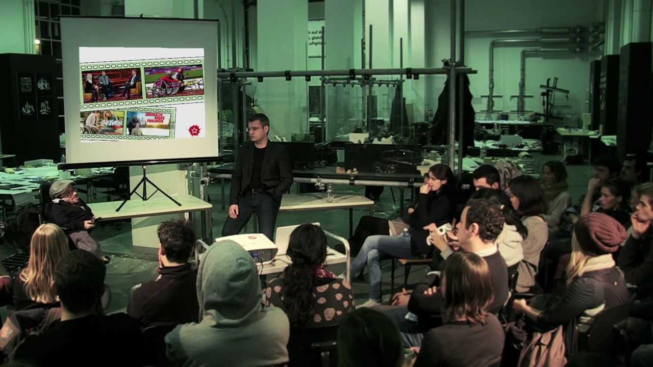 Vorlesung Architektur Barrierefreiheit Teil 21