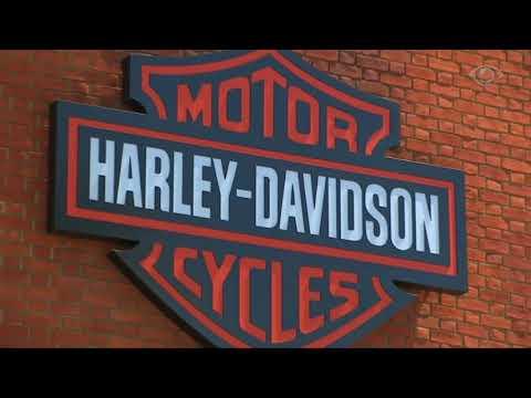 Trump Ameaça Harley-Davidson Por Tirar Produção Dos EUA