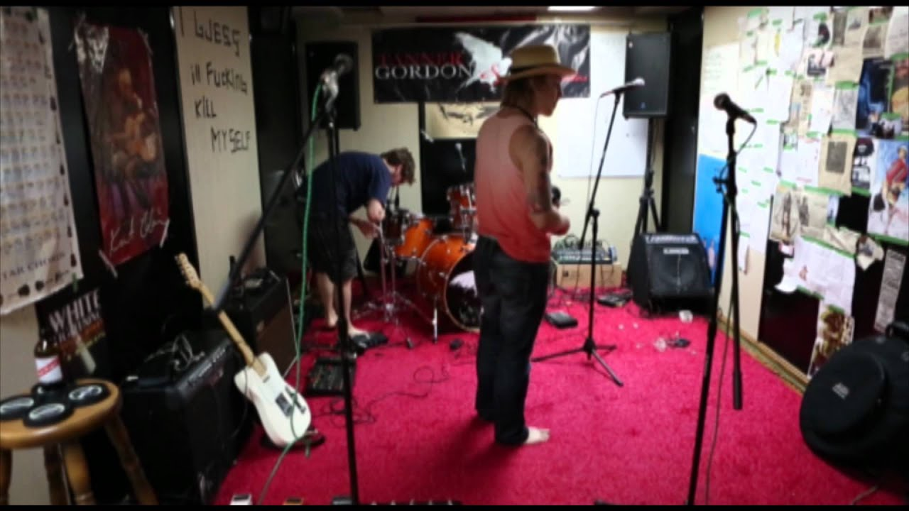The Unfortunates Six Of Hearts Jam Room Set Up Video Youtube