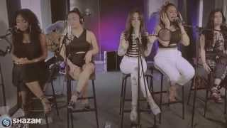 SHAZAM TOP 20 - Fifth Harmony Cover Sam Smith's Latch