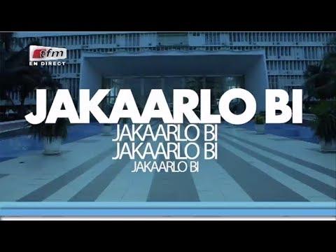 REPLAY - Jakaarlo Bi - Invités : MOUSTAPHA FALL & Me EL HADJI DIOUF - 06 Juillet 2018 - Partie 1