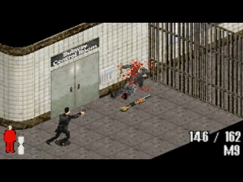 Max Payne Gameboy Advance Gameplay Youtube