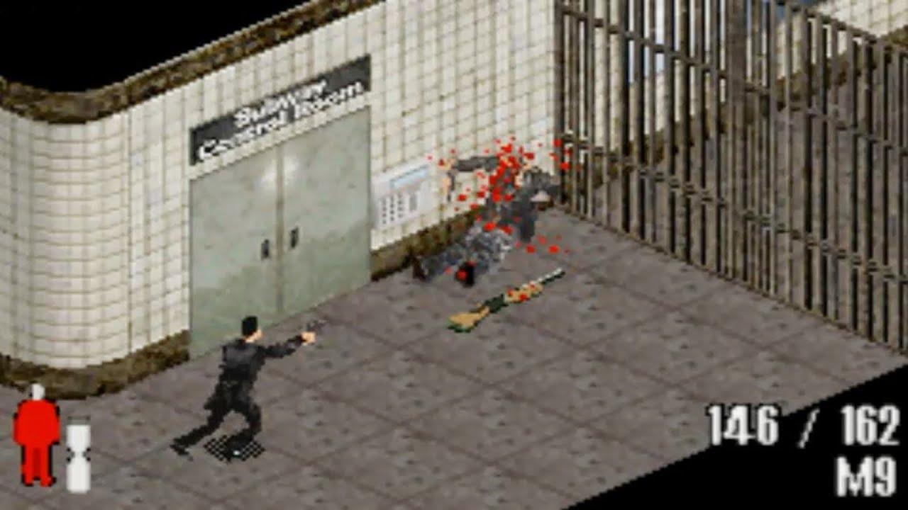 Max Payne Gameboy Advance Gameplay Youtube