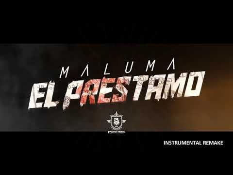 Maluma El prestamo Instrumental