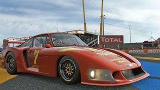 Forza Motorsport 7 - Porsche #78 MOMO 935/78 1978 - Test Drive Gameplay (HD) [1080p60FPS]