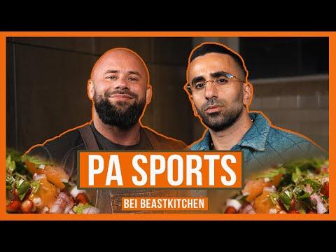 PA SPORTS zwischen Familie, Straße & Musik   BeastKitchen
