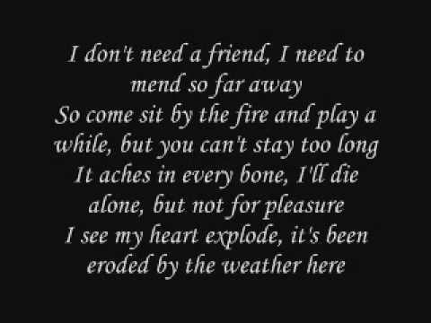 Seether - Remedy lyrics