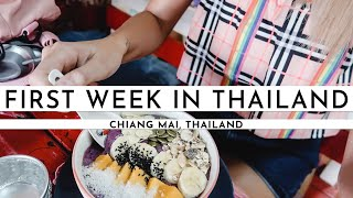 DRINKS & DUMB DECISIONS  · FIRST WEEK IN CHIANG MAI | TRAVEL VLOG #72
